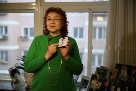 有芒果TV就有湖南台 孙楠妈妈喜看《我是歌手》
