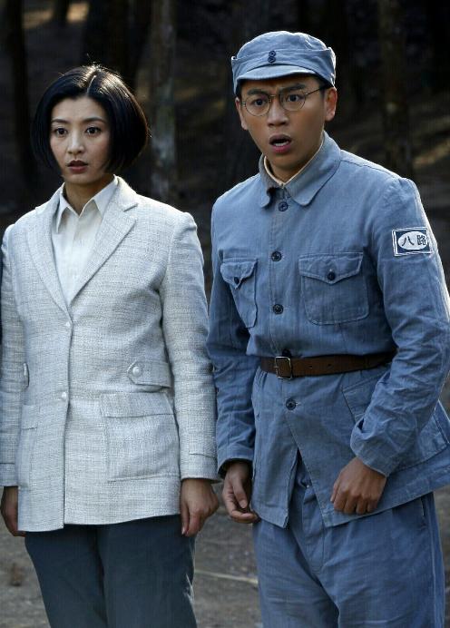 《我叫刘传说》关宇穿上军装不忘呆萌