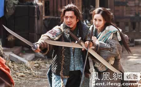 王若心《天降雄师》受期待 戏中全心守护成龙