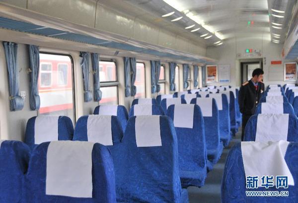 火车硬座软座区别_高速列车