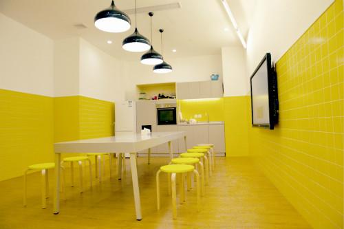 英孚青少儿英语引入全新设计理念 北欧风格新中心开业