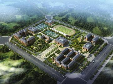 内江市第六中学-内江将建百所义务教育标准化学校图片