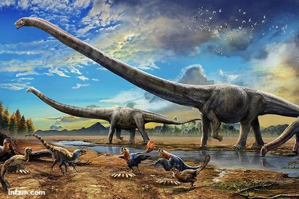 汝阳龙是世界上最大的恐龙