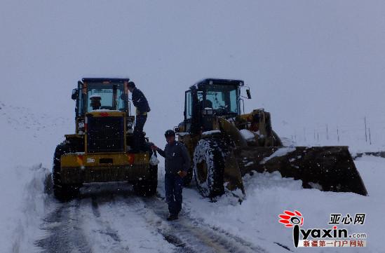 大马力拖拉机,铲车除雪开道