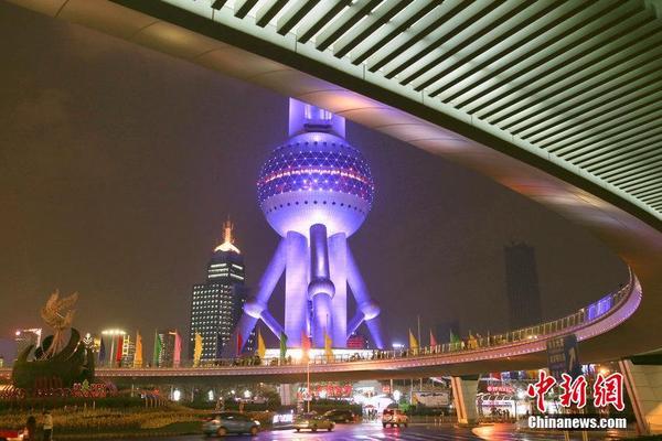 """[星星点灯]上海东方明珠电视塔为""""星星的孩子"""""""