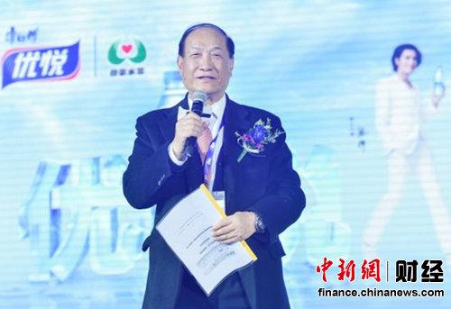康师傅控股有限公司华北地区董事长赵慧敬 先生 致辞