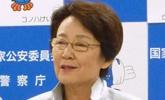 日本女阁员参拜靖国