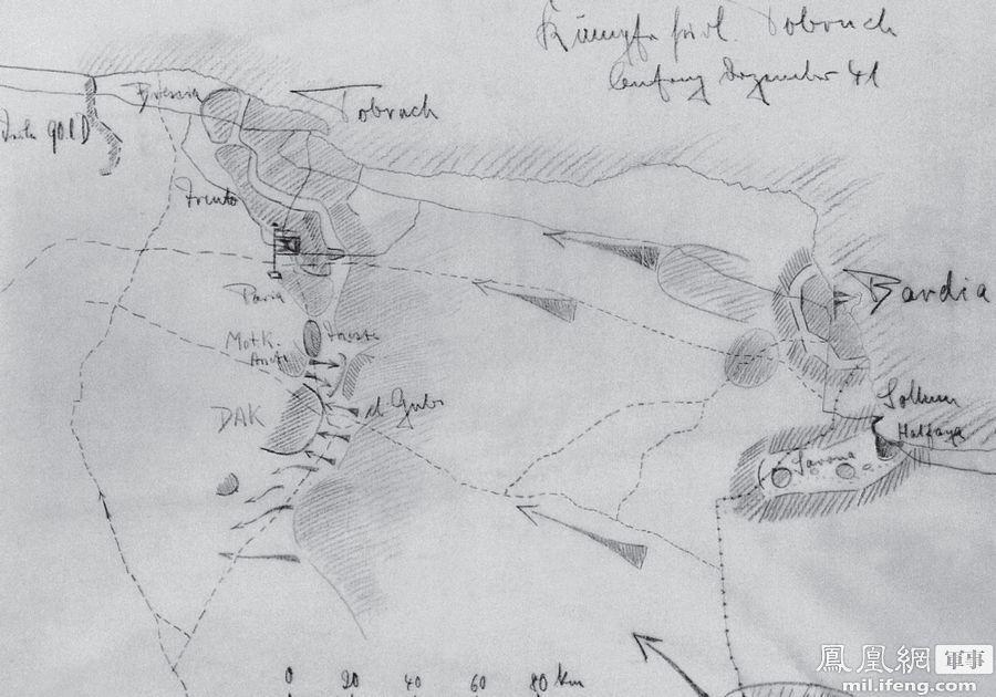 德意志第三帝国档案:到处都是被击毁的英国坦克
