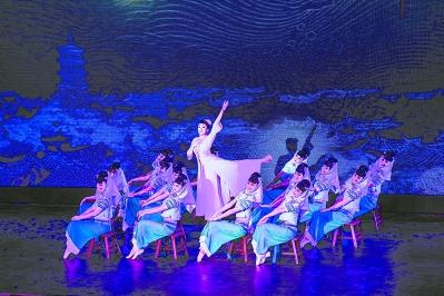 香港演出资讯_《丝海梦寻》舞动世界舞台|剧院|演出_凤凰资讯