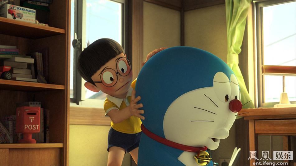 据悉,《哆啦A梦:伴我同行》在以原著为基础的同时也添加了新的