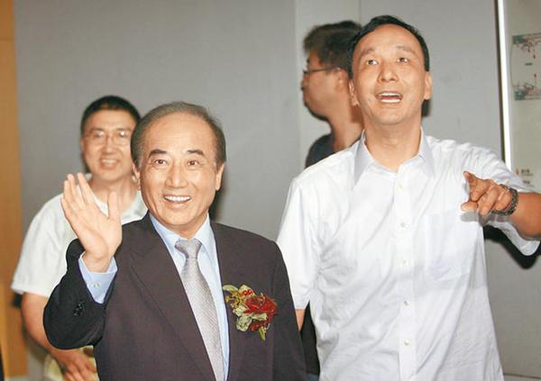 """国民党2016""""朱退王上"""" 传朱立伦访陆前已谈妥。(图片来源:台湾《中时电子报》)"""