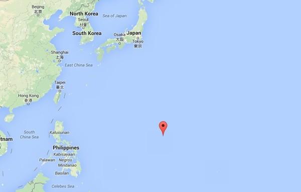 北马里亚纳群岛地理位置