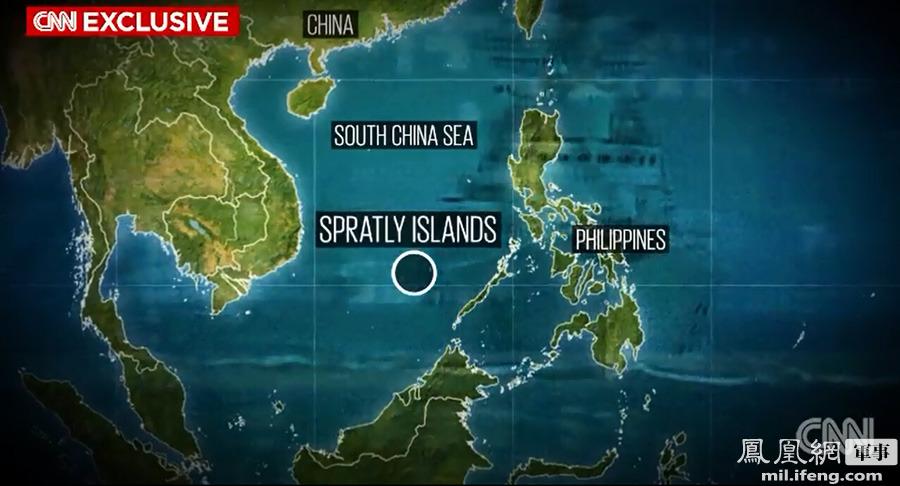 美军p8a飞越南海岛礁 中国8次警告 军机对峙最近6米