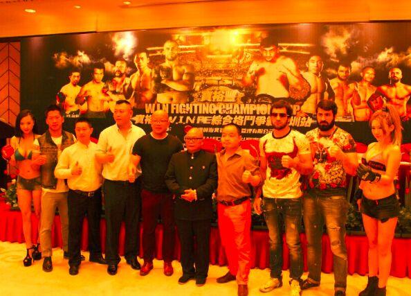 宝裕丰WIN FC综合格斗争霸赛7月开战 着力打造中国顶级MMA赛事|选手|争霸赛