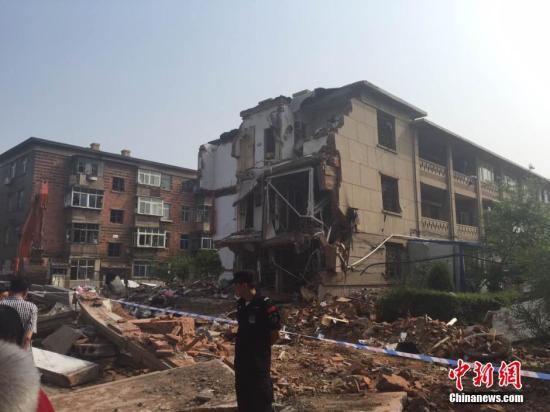 辽宁葫芦岛居民楼爆炸致2人死亡11人受伤