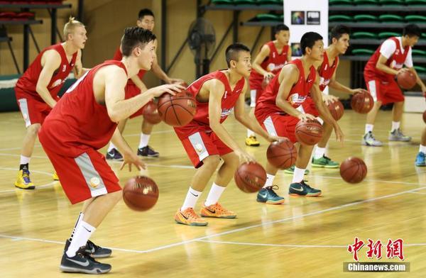 美国NBA亚太精英篮球训练南京开营|篮球|营员
