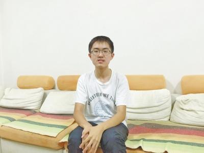郑州外国语范臻:纳什是他的偶像巴萨是他的最