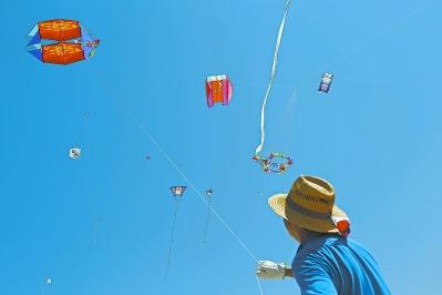 凤凰气球编步骤图
