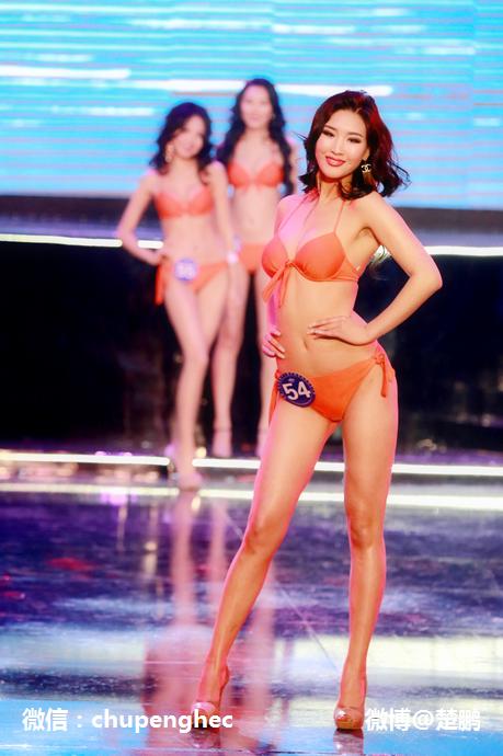中俄蒙选美劲泳装秀 - 林子 - 帮富创业的博客