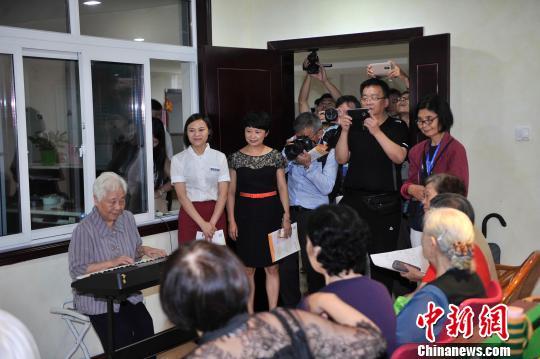 海外华文媒体点赞重庆医护养结合养老
