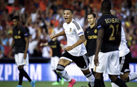 欧冠资格赛-瓦伦西亚3-1摩纳哥 凯尔特人3-2马尔默