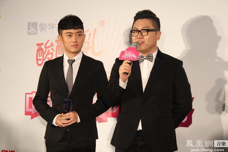 """...中国top排行榜系列活动之获奖名单发布会\""""在北京中国影视大..."""