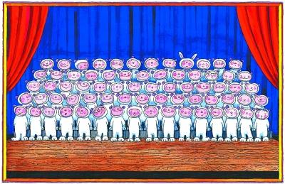 江城会唱歌的孩子看过来