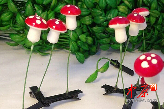 蘑菇简笔画步骤图解