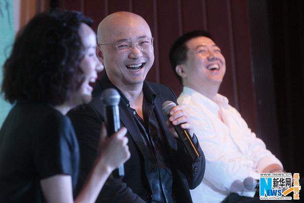 徐峥喜剧电视剧_上海国际喜剧节10月开幕 徐峥助阵启动仪式