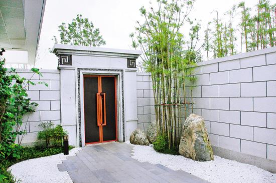 新中式园林懂得留白也是一门艺术  保利·堂悦