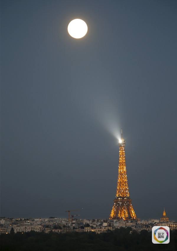 法国巴黎.