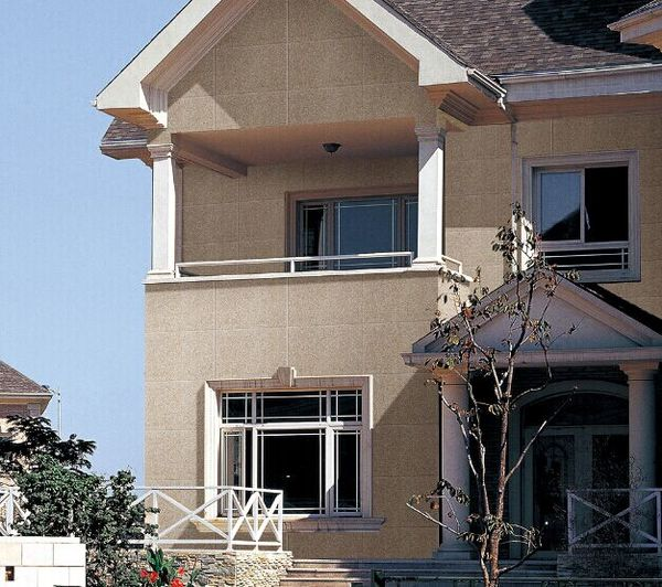 农村自建别墅外墙 陶瓷薄板装修高档性价比高
