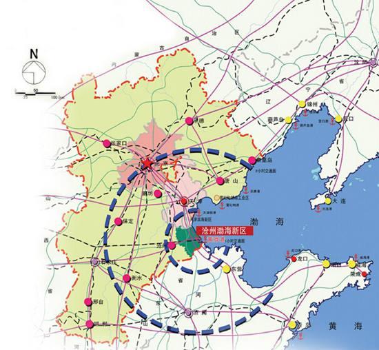 沧州渤海新区_渤海新区人口