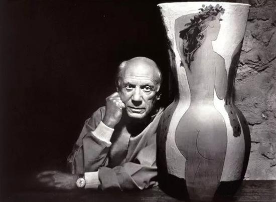 """毕加索也""""刷脸"""""""