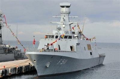 艘二手 佩里 级护卫舰