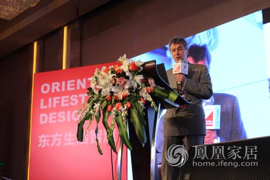 阿克塞尔·塔利摩尔:未来东方工业设计要保持可持续发展