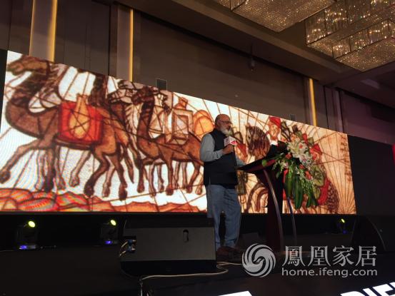 卡然·格鲁佛:我们要传承东方的历史文化