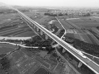 高铁4米宽长12米高架桥结构图纸