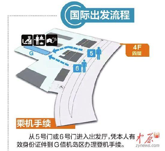 郑州机场t2航站楼试运行 图解登机接机出行攻略