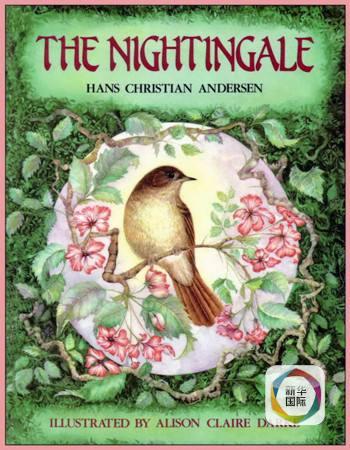 《元素》!安徒生夜莺一幅中国童话插画卖31万元(图片)神兽的羊驼组图图片