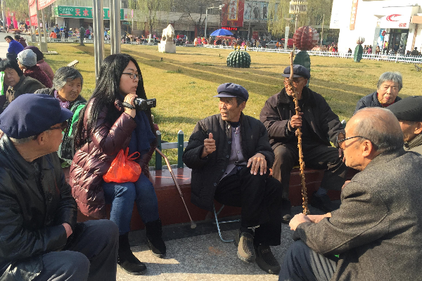 记录者江雪:离开媒体不为创业_为了独立
