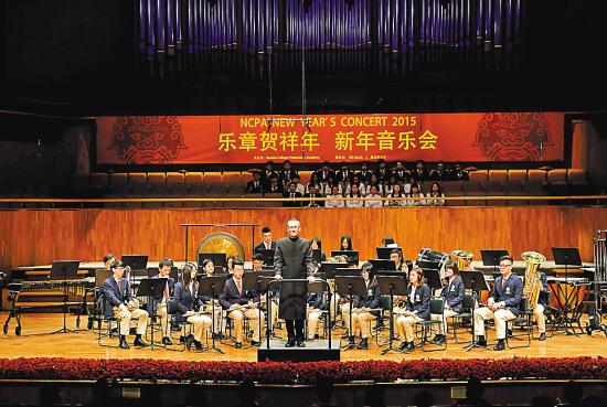 【纯子音乐】交响乐演奏结合中国古典乐器《听中国》dts