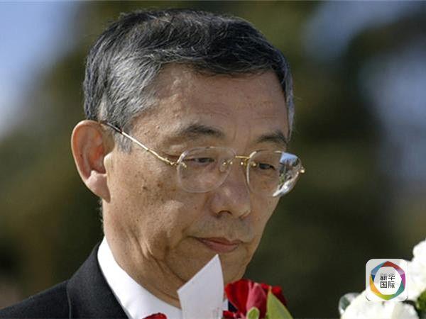 因口出不逊而辞职的日本外务省官员上田秀明。(图片来源:互联网)