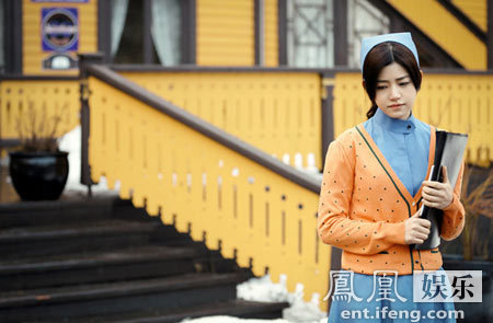 [明星爆料]《奔爱》陈妍希:赋予平凡的角色坚毅的魅力