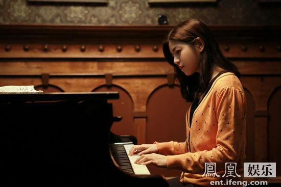 [明星爆料]陈妍希《奔爱》:把每一次表演都当成自我磨砺