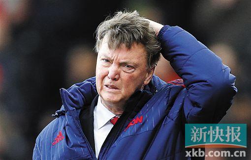 ■曼联主帅范加尔。