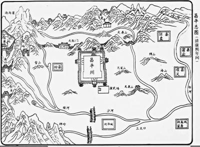 地图 简笔画 手绘 线稿 400_295