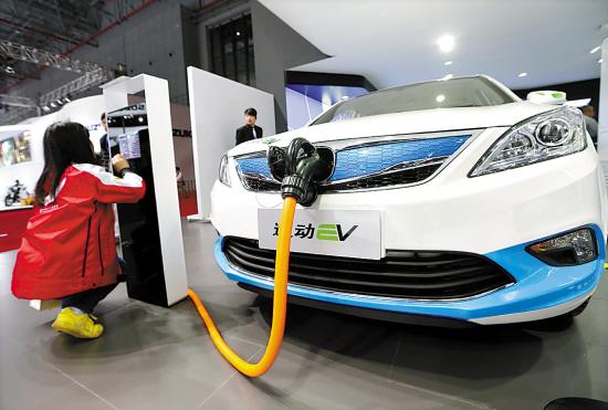 新能源汽车市场突然就冷了下来.近日,工信部发布最新统计数据高清图片