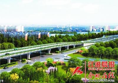 集贤路将建上跨明珠大道立交桥