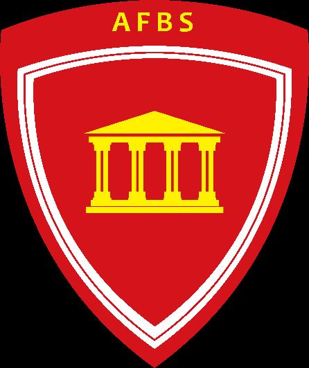 图1 亚洲财经互联网金融商学院校徽
